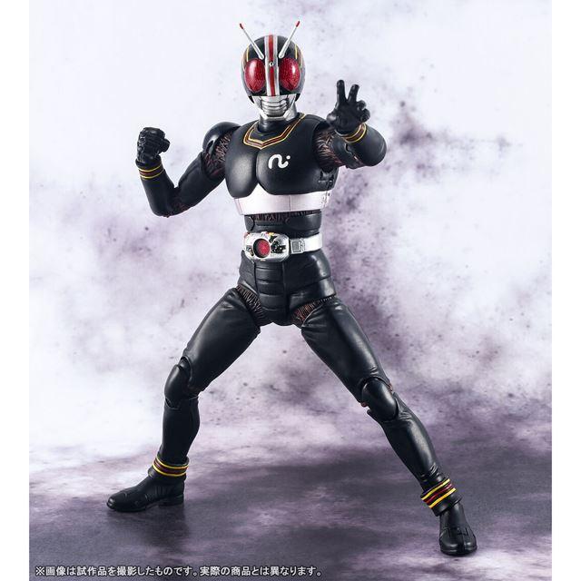 ライダー black 仮面