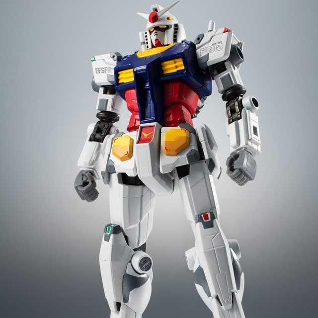 3,850円、バンダイ「ROBOT魂 <SIDE MS> RX-78F00 ガンダム」が12月発売