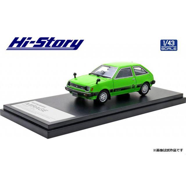 1/43 MITSUBISHI MIRAGE 1600GT (1979)