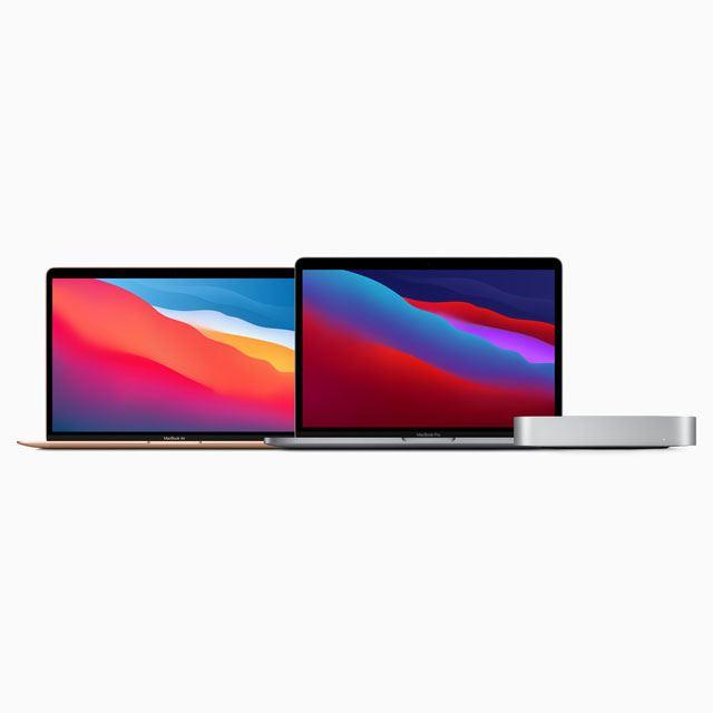 【アップル発表まとめ】M1チップ搭載MacBook Air、MacBook Pro、Mac mini