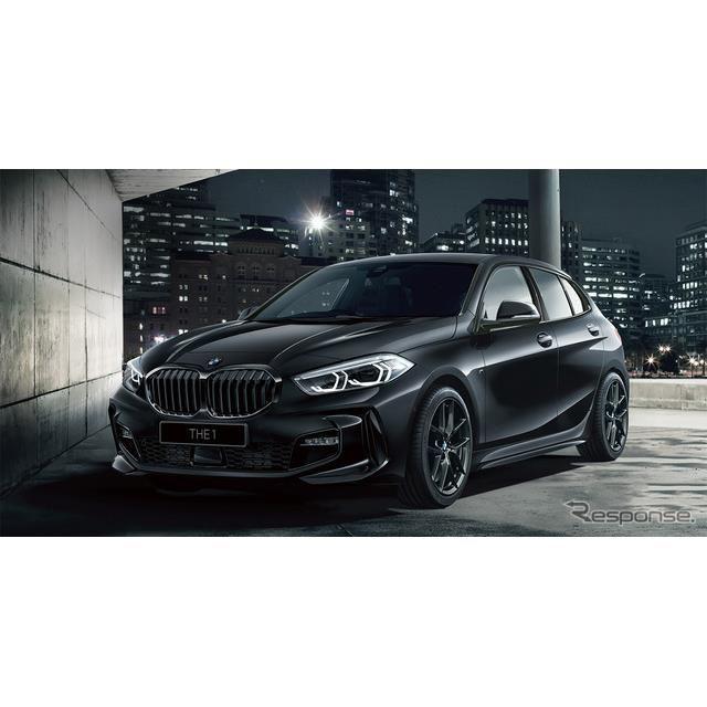 BMW 118dピュアブラック