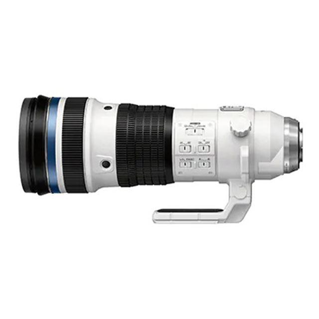 「M.ZUIKO DIGITAL ED 150-400mm F4.5 TC1.25x IS PRO」