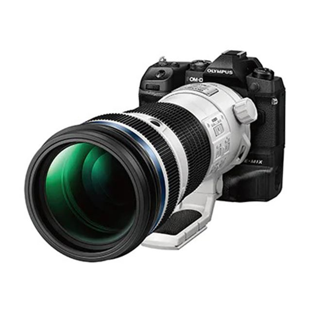 「M.ZUIKO DIGITAL ED 150-400mm F4.5 TC1.25x IS PRO」