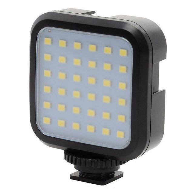 VLOG LEDライト 36 充電式