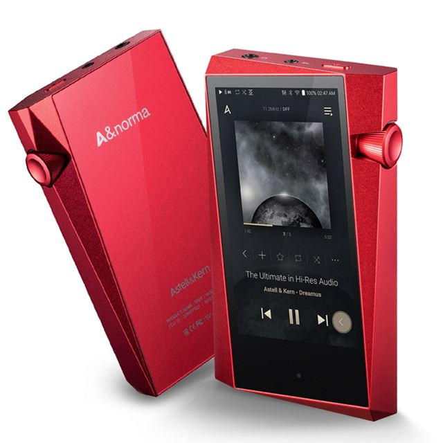 A&norma SR25 Carmine Red