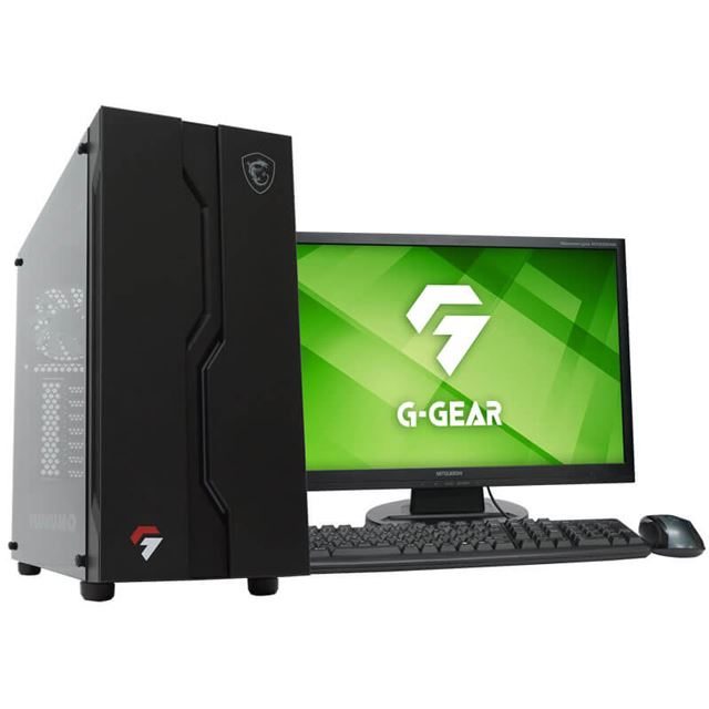G-GEAR Powered by MSI ミドルタワーケース