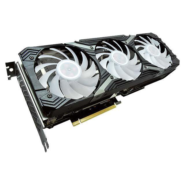 ELSA GeForce RTX 3080 ERAZOR X