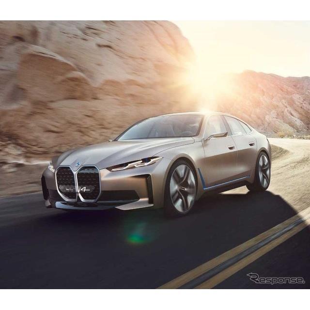 BMW コンセプト i4(参考)