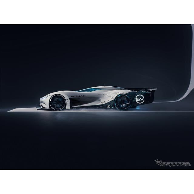 ジャガー・ビジョン・グランツーリスモ SV