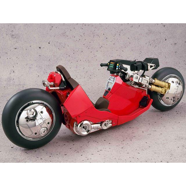 の バイク 実車 金田 お値段888万円 情熱と下町の凄腕が生んだ電動AKIRAバイク『zecOO(ゼクウ)』の作り方