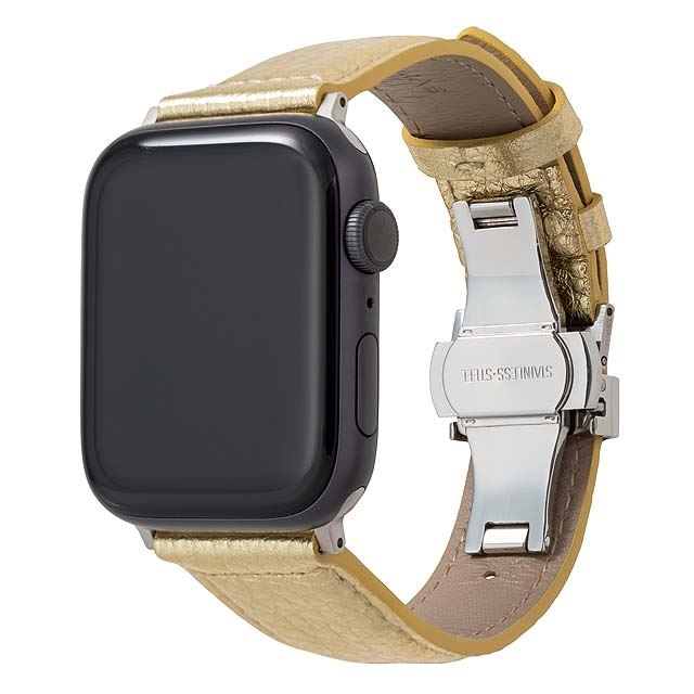 GRAMAS PikaPika Leather Watchband for Apple Watch