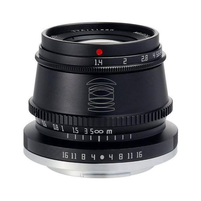 TTArtisan 35mm f/1.4 C