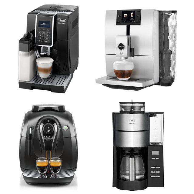 今こそ、おうちで楽しくカフェ気分。全自動コーヒーマシン新機種まとめ