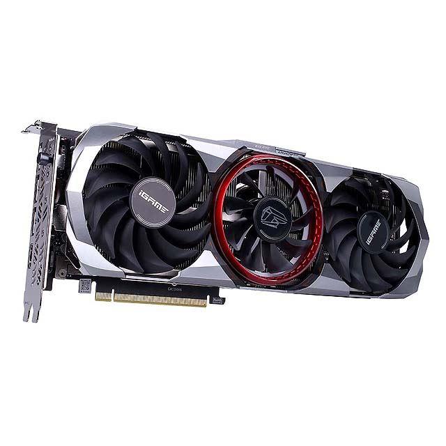 iGame GeForce RTX 3060 Ti Advanced OC