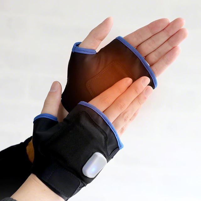 Qurra すぐぬっく USB充電ワイヤレス温熱手袋 3R-UWG01