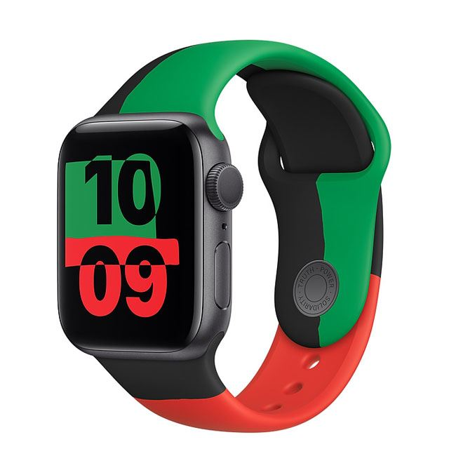 「Apple Watch Black Unity Collection」