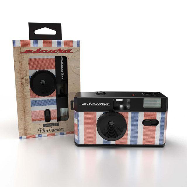 「Escura snaps 35 Film Camera(HK)」