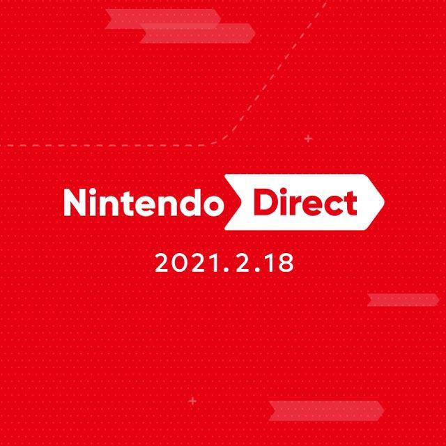 「Nintendo Direct 2021.2.18」予告ページより