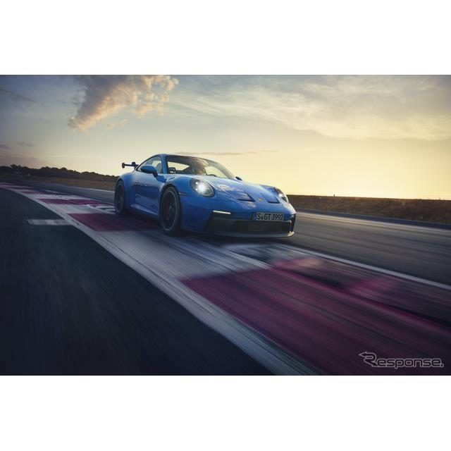 ポルシェ 911 GT3 新型
