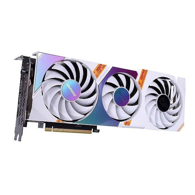 Colorful、ターボ時1770MHzで動作する「GeForce RTX 3060 Ti」を搭載したビデオカード