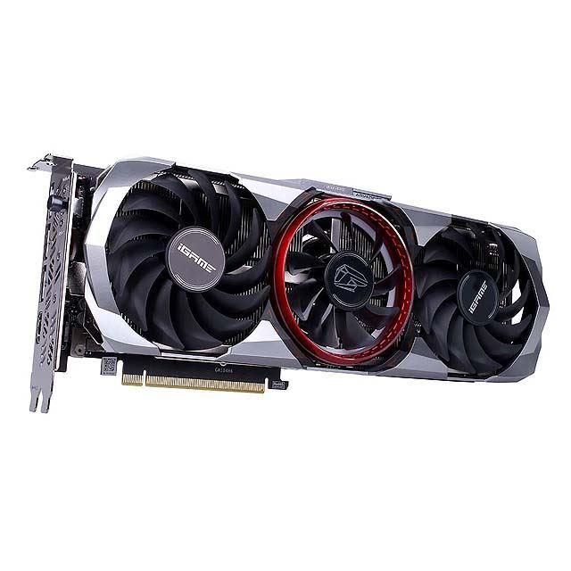 Colorful、ターボ時1800MHzで動作する「GeForce RTX 3060 Ti」を搭載したビデオカード