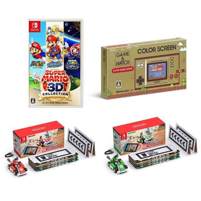 Amazonでスーパーマリオ35周年関連製品の「1,000円オフキャンペーン」開始…2月12日