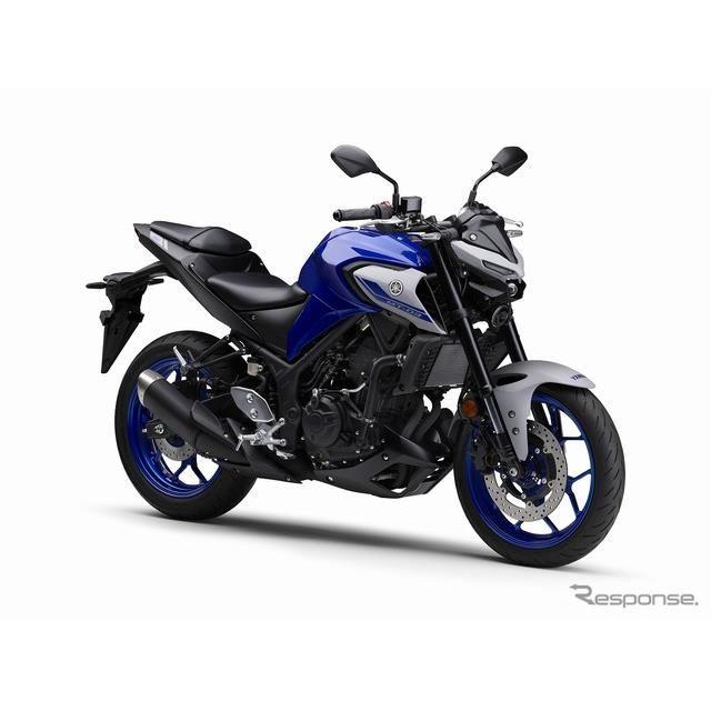 ヤマハ MT-03 ABS(ブルー)