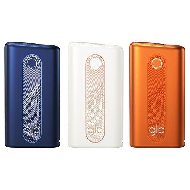 加熱式タバコ「glo hyper(グロー・ハイパー)」3モデルが480円で発売