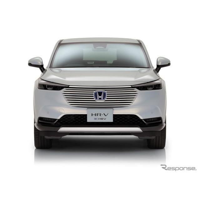 ホンダ HR-V( ヴェゼル に相当) 新型(欧州仕様)