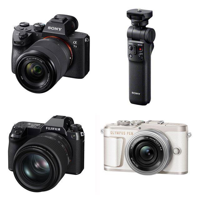気になる製品をお得に買うチャンス! 2021年カメラ&レンズの春キャッシュバック