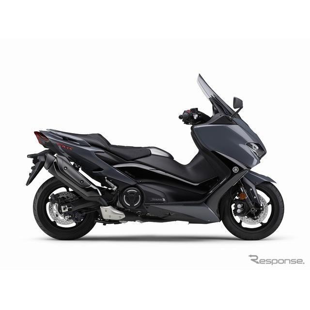 ヤマハ TMAX560 TECH MAX ABS(2021年・グレー)