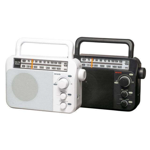 AM/FM ホームラジオ AR-A10