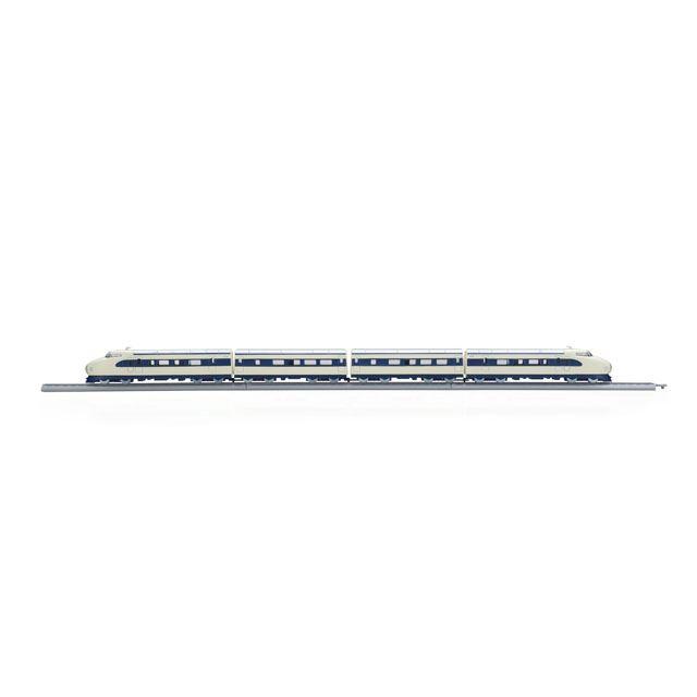 「リビングトレインシリーズ 東海道新幹線0系(4両編成)/ディスプレイレール付 TQ001」