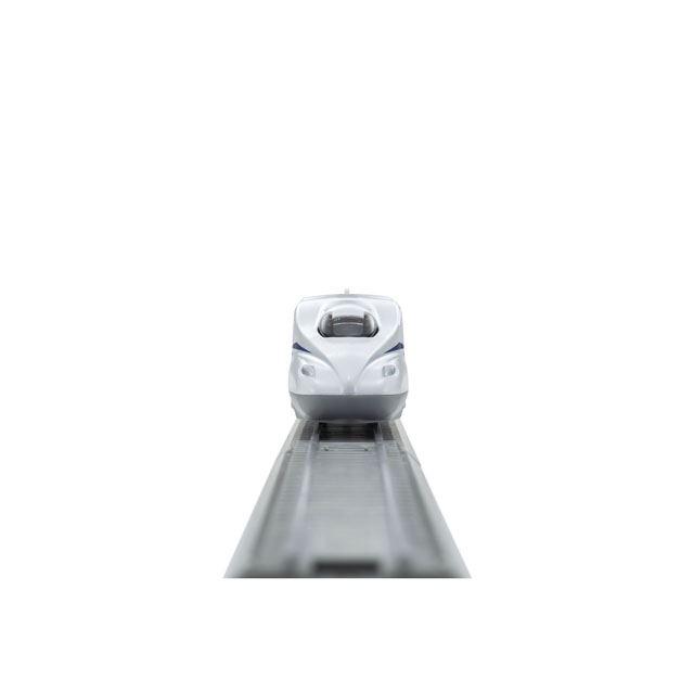 「リビングトレインシリーズ 東海道新幹線N700S(4両編成)/ディスプレイレール付 TQ002」