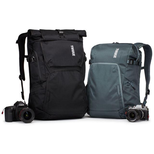 「Thule Covert DSLR Backpack 32L」「Thule Covert DSLR Backpack 24L」
