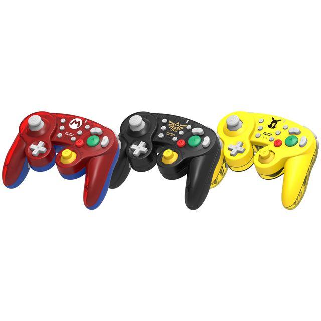 ホリ ワイヤレスクラシックコントローラー for Nintendo Switch