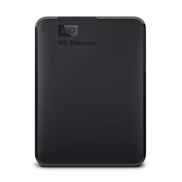 WD Elements SE Portable
