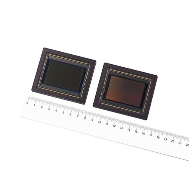 CMOSイメージセンサー「IMX661」