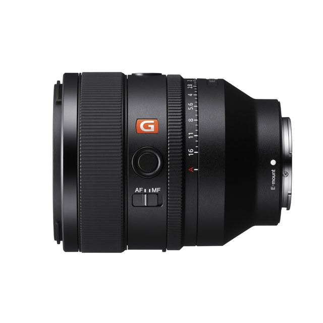「FE 50mm F1.2 GM」