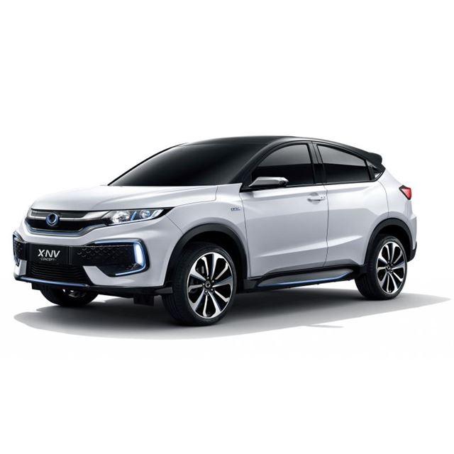 2019年の上海モーターショーでは「ホンダX-NV」のコンセプトモデルがお披露目された。