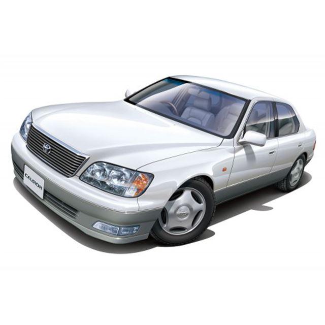 1/24 トヨタ UCE21 セルシオ C仕様 '98