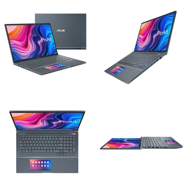 「ProArt StudioBook Pro X W730G5T」