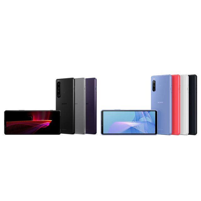 ソニー「Xperia 1 III」「Xperia 10 III」発表まとめ、ドコモ・au・ソフトバンクに動き