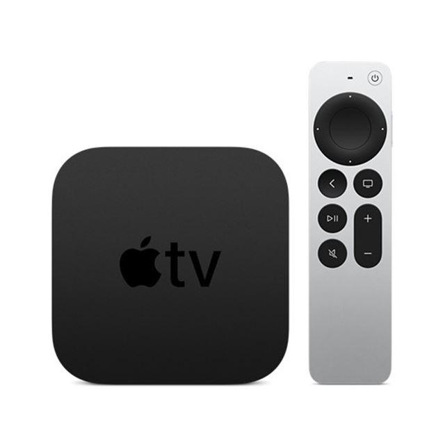 アップル、A12 Bionicや新デザインのSiri Remoteを採用した新型「Apple TV 4K」