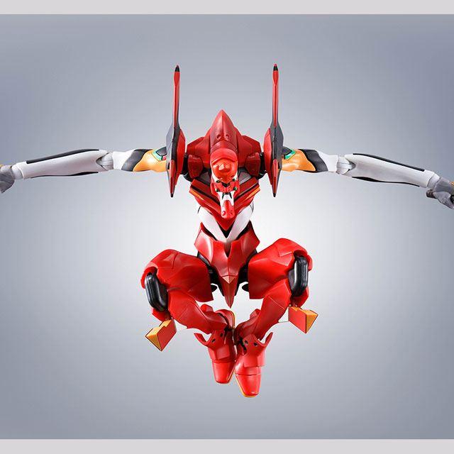 ROBOT魂 <SIDE EVA> エヴァンゲリオン2号機+S型装備-新劇場版-