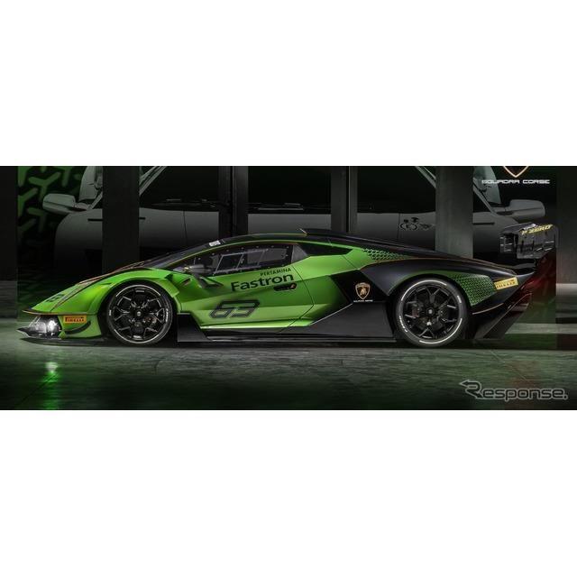 ランボルギーニ・エッセンサ SCV12(参考)