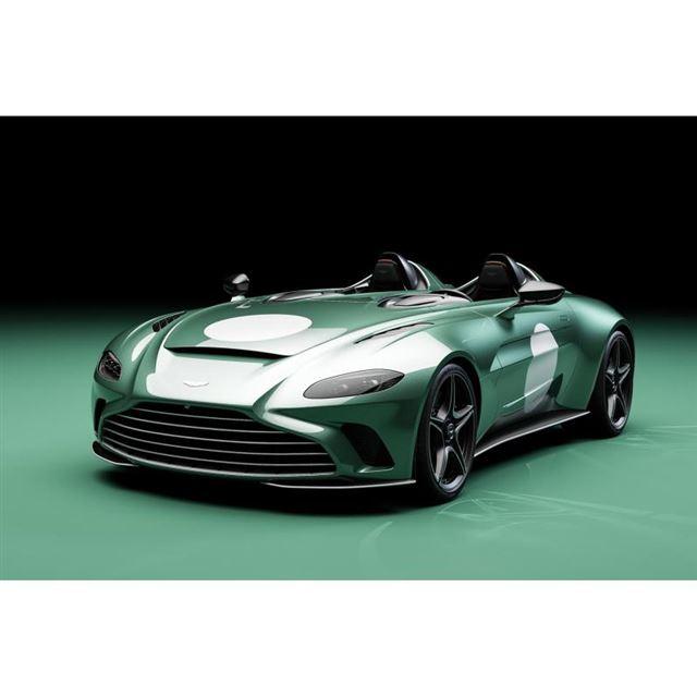 アストンマーティン・V12スピードマスター リミテッドエディション