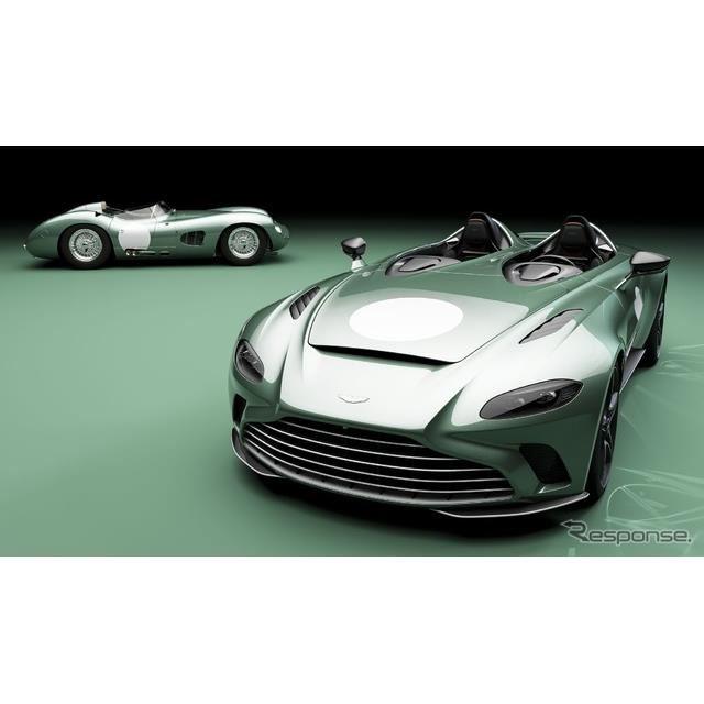 アストンマーティン DBR1 と V12 スピードスター「DBR1」仕様