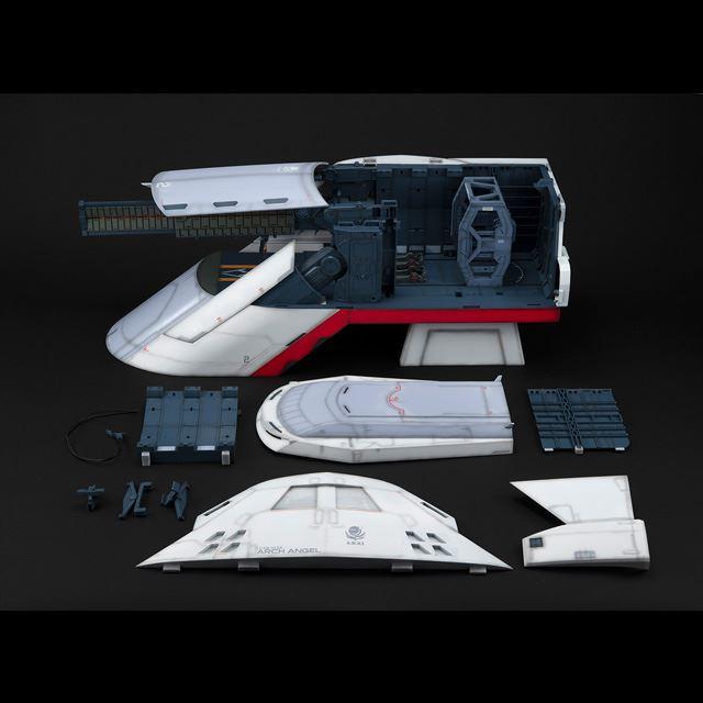 Realistic Model Series 機動戦士ガンダムSEED 1/144 HGシリーズ用 アークエンジェルカタパルトデッキ