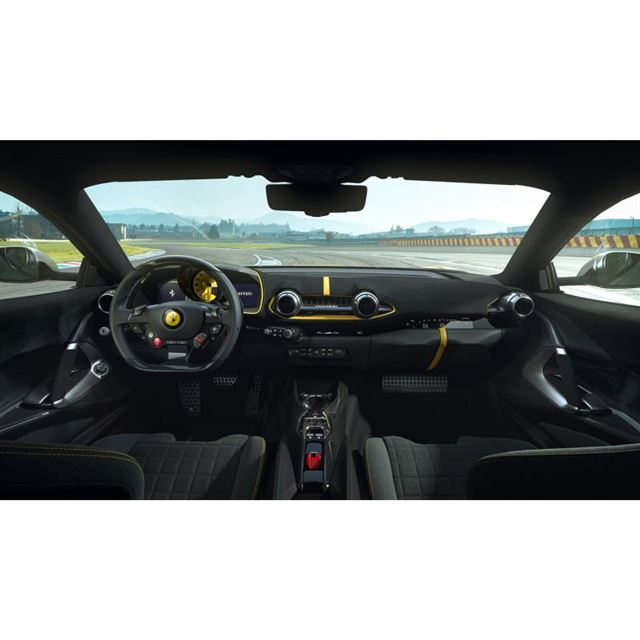 フェラーリが「812コンペティツィオーネ」を発表 V12エンジン搭載のリミテッドモデル